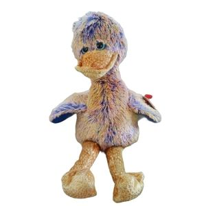 TY Beanie Babies Dinky the Golden Platypus